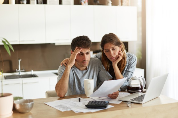 5 Money Mistakes Couples Make